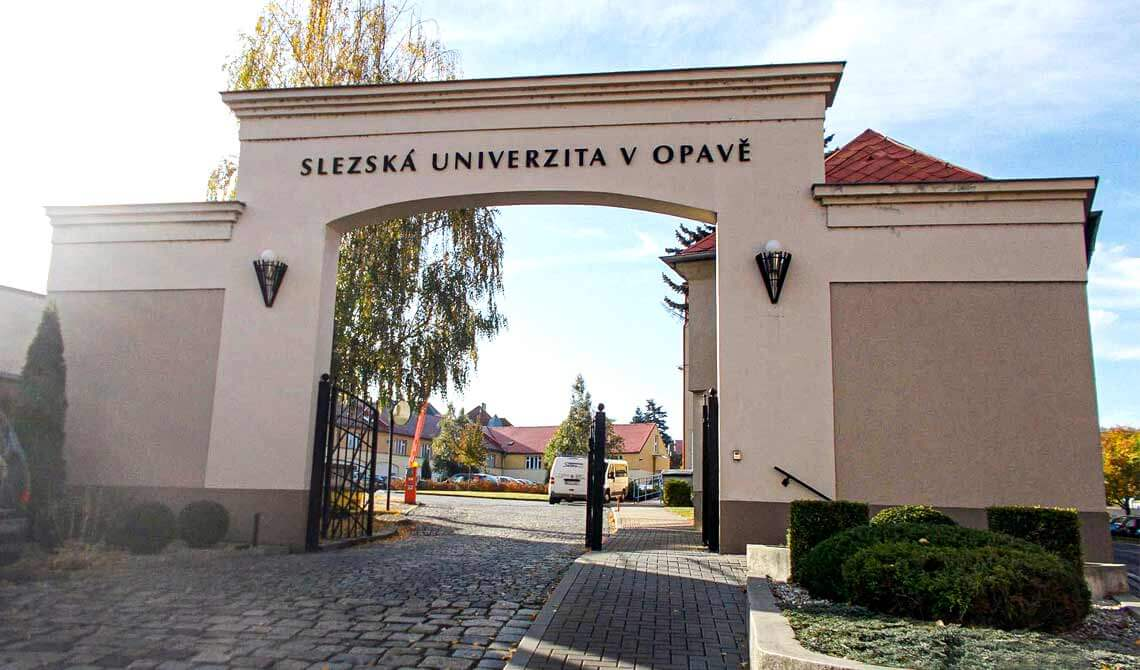 Areál FPF Hradcká, Opava