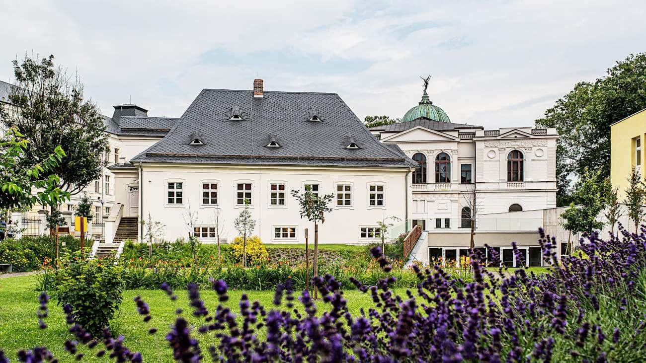 Mullerův dům (Zdroj: fotoarchiv Slezské zemské muzeum)