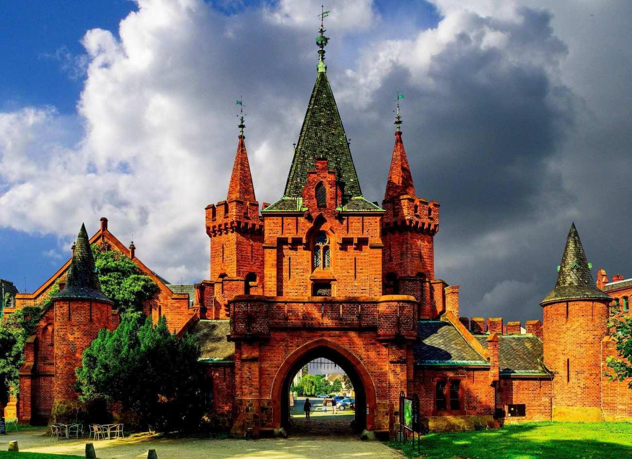 Zámek Hradec nad Moravicí (Zdroj: fotoarchiv společnost MS Tourism)