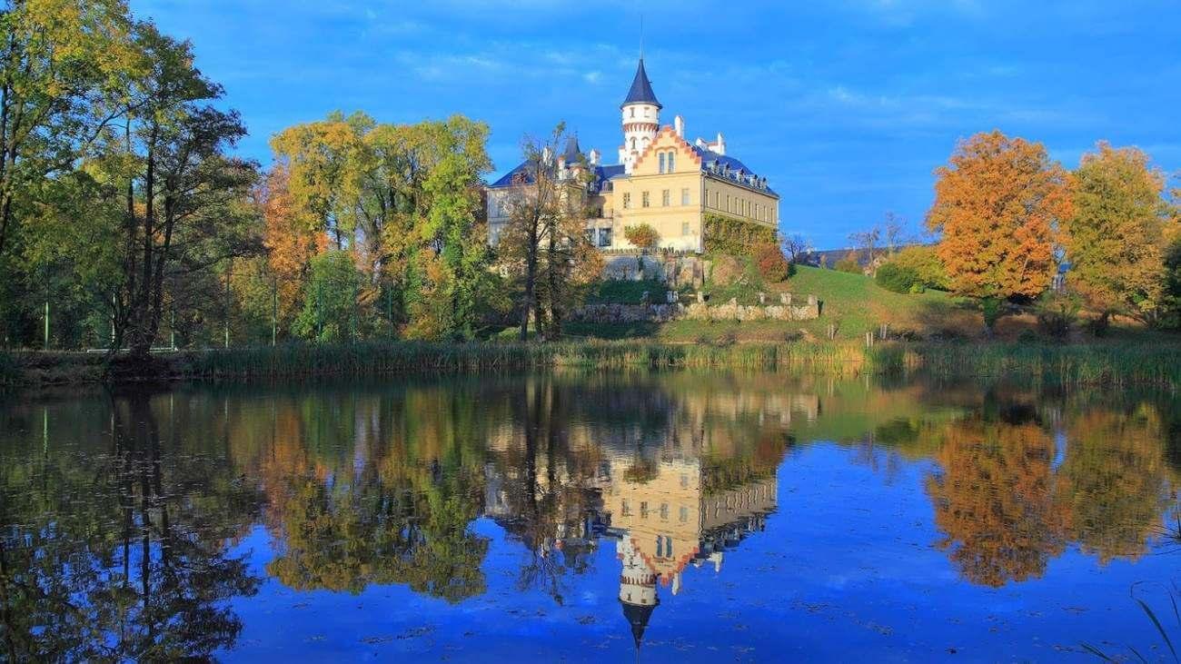 Zámek Raduň (Zdroj: fotoarchiv společnost MS Tourism)