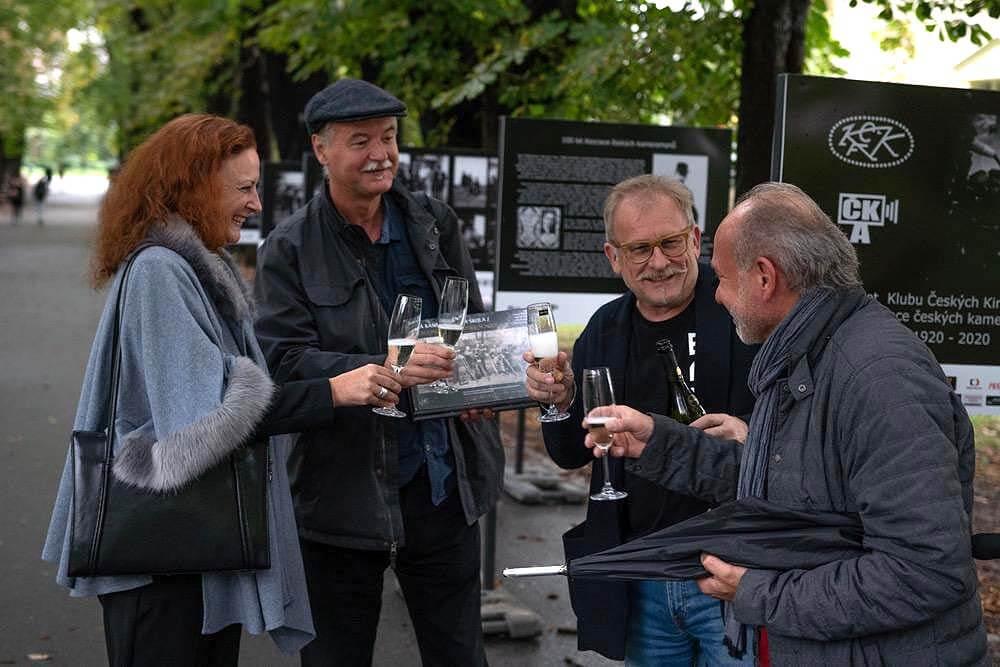 Filmový festival Opavský páv (zdroj: web a FB festivalu Opavský páv)