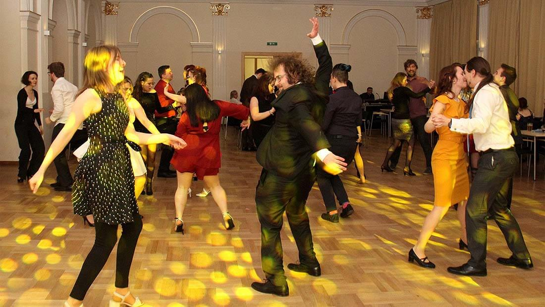 Reprezentační ples SU (zdroj: fotoarchiv Slezské univerzity v Opavě)